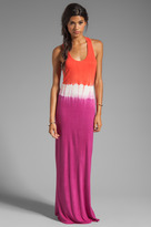 Trina Turk Tie Dye Jersey Carly Maxi Dress