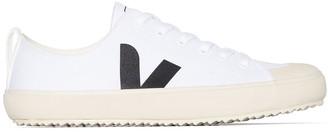 Veja Nova logo-detail sneakers