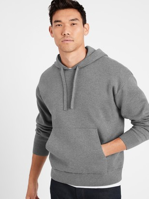 Banana Republic Oversized SUPIMA Sweater Hoodie