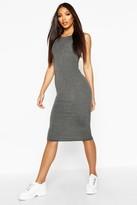 Boohoo Lindsey Sleeveless Midi Dress