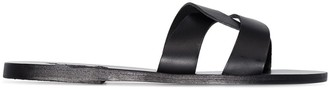 Ancient Greek Sandals Desmos slip-on slides