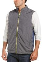 Robert Graham Yoda Tailored Fit Woven Vest.