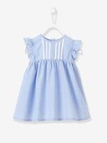 Vertbaudet Newborn Baby Dress & Bloomer Shorts
