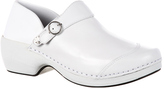 Women's 4EurSole Leather Clog RKH049