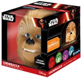 Illumimates Illumi-Mates Official Childrens/Kids Star Wars Chewbacca Bedside Lamp