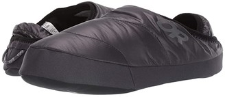 Outdoor Research Tundra Slip-On Aerogel Booties (Black) Shoes