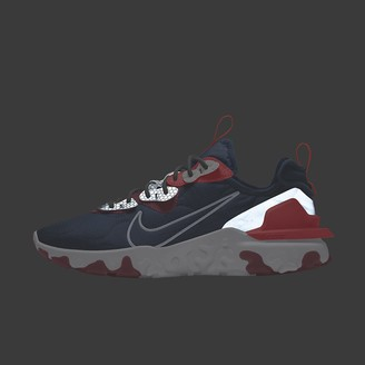 Nike Custom Shoe React Vision 3M By You - ShopStyle