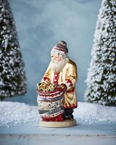 "Vaillancourt Folk Art ""When a Bell Rings"" Father Christmas Figurine"