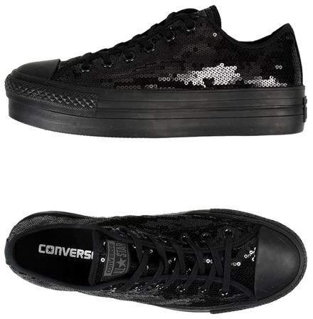 57759a617c8c9 Sequin Converse Womens - ShopStyle UK