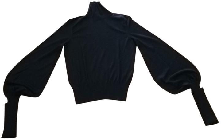 Brioni Black Wool Knitwear for Women