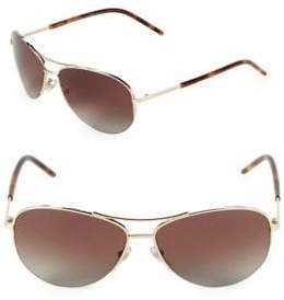 Marc Jacobs 59MM Round Aviator Sunglasses