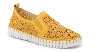 Ilse Jacobsen   Luxury Tulip Slip-On Sneaker