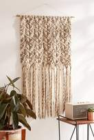 Urban Outfitters Marled Macrame Oversized Wall Hanging