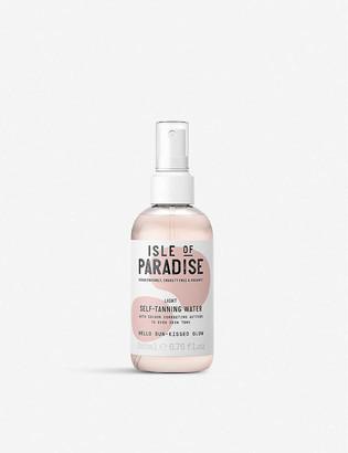 Isle of Paradise Light self-tanning water 200ml