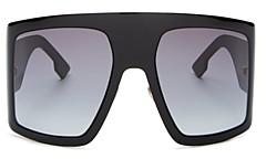 Christian Dior Women's Solight1 Shield Sunglasses, 60mm