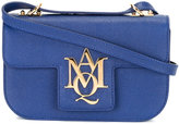 Alexander McQueen AMQ pouch with strap - women - Leather - One Size