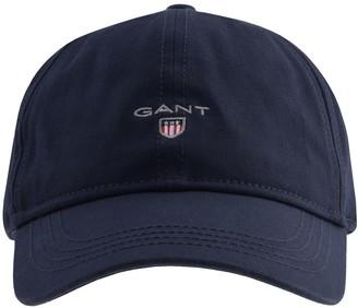 Gant Twill Cap Navy