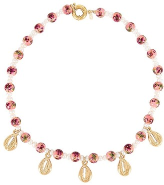 joolz by Martha Calvo Palm Island Necklace