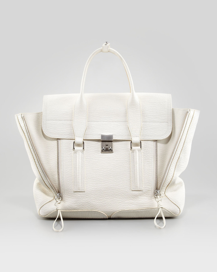 3.1 Phillip Lim Pashli Zip Satchel Bag (Stylist Pick!)