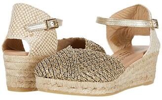 Eric Michael Celia (Gold) Women's Shoes