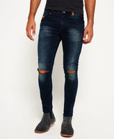 Superdry Standard Skinny Ripped Jeans