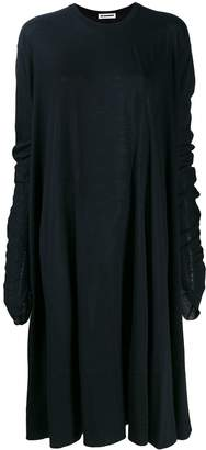 Jil Sander oversized T-shirt dress