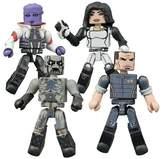 Diamond Select Toys Mass Effect Minimates Series 1 Box Set