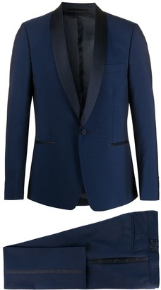 Paul Smith Two-Piece Shawl Lapel Suit