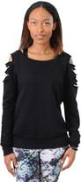 Jala Clothing Laser Cut Sweatshirt 5886917957
