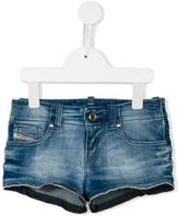 Diesel Prira-z shorts - kids - Cotton/Polyester/Spandex/Elastane - 6 yrs