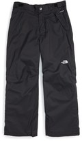 The North Face Boy's 'Freedom' Waterproof Insulated Snow Pants