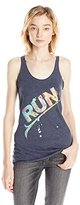 Fifth Sun Juniors Painted Run Graphic Tee