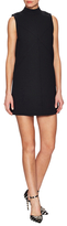 Rachel Zoe Annalisa Diagonal Piping Shift Dress