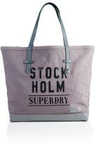 Superdry Stockholm Tote Bag
