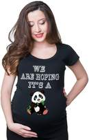 Silk Road Tees We are hoping it's a panda