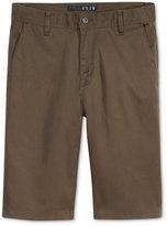 KR3W Men's Klassic Chino Shorts