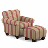 HANDY LIVING Wendy Chair and Ottoman