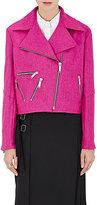 Public School Women's Rodney Biker Jacket-PINK