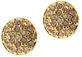 Lauren Ralph Lauren Pave Stud Earrings