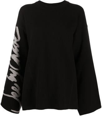 See by Chloe Bell-Sleeved Sweater