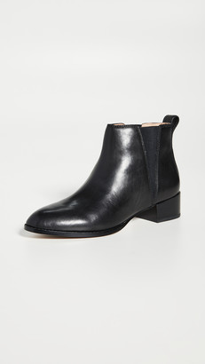 Madewell The Carina Block Heel Booties