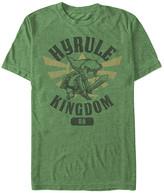 Fifth Sun Men's Tee Shirts KEL - Legend of Zelda Kelly Heather 'Hyrule' Tee - Men
