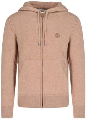 Burberry Zipped Sweater