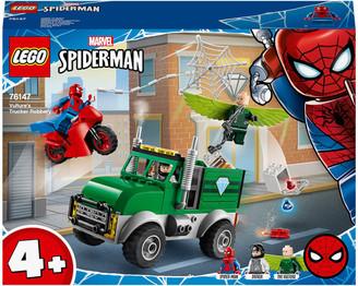 Lego Super Heroes: Vulture's Trucker Robbery (76147)