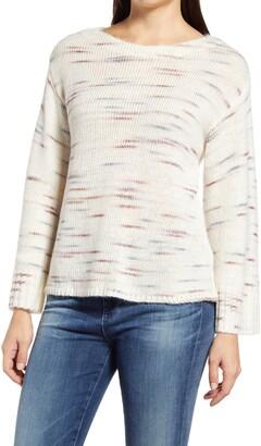 Wit & Wisdom Space Dye Sweater