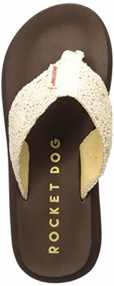 Rocket Dog Women's SPOTLIGHT2 Crochet Cotton Sandal