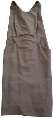 Armani Collezioni Ecru Dress for Women