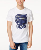 G Star Men's Graphic Print T-Shirt