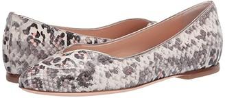 AGL Leopard Ballet Flat (Leopard Thaij) Women's Shoes