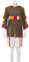 Figue Embellished Fringe Tunic